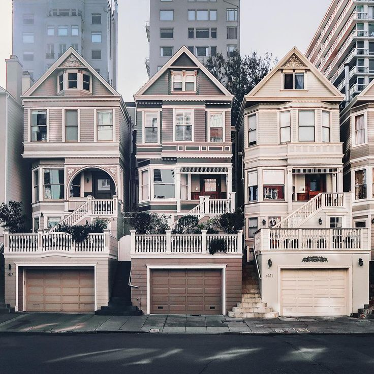Cheap San Francisco Apartments For Rent: House Design, House, House Styles