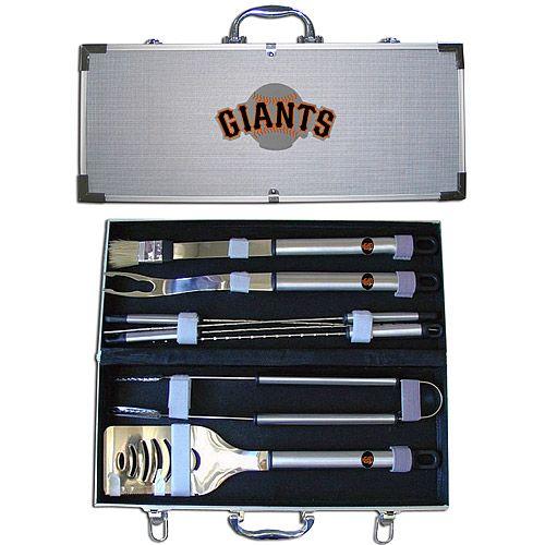 San Francisco Giants Deluxe BBQ Set - MLB.com Shop