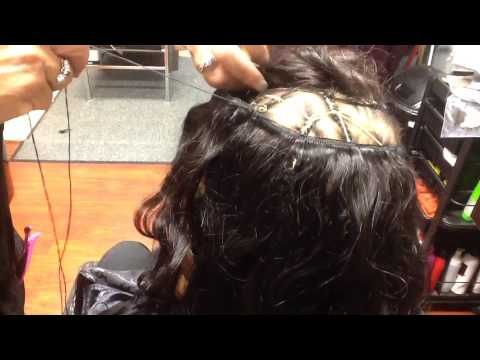 Weaving techniques for alopecia hair loss youtube hair how to put weave and closure in baby thin hair pmusecretfo Image collections