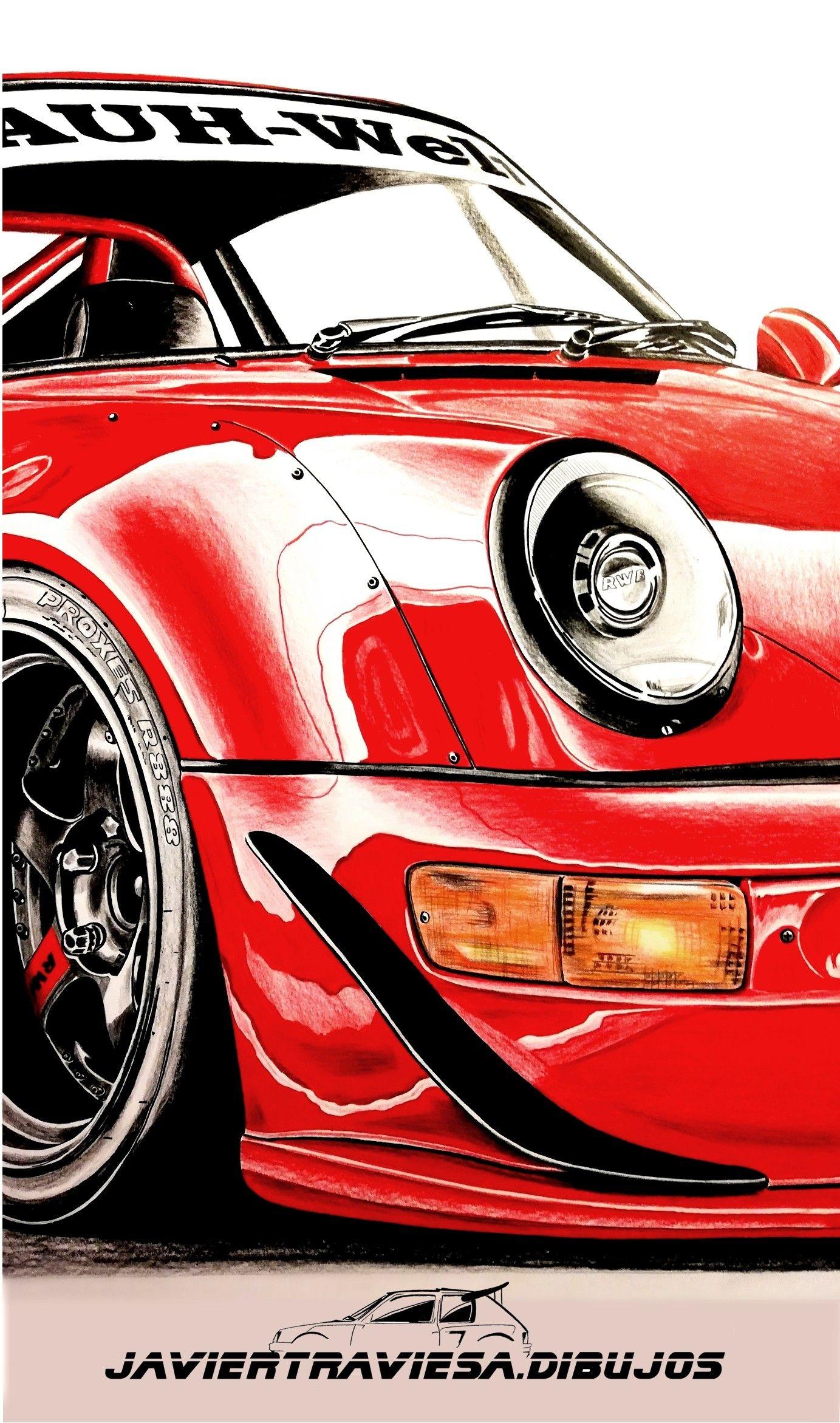 Mobile Car Painting : mobile, painting, Chetan, Mistry, Drawings,, Artwork,, Painting