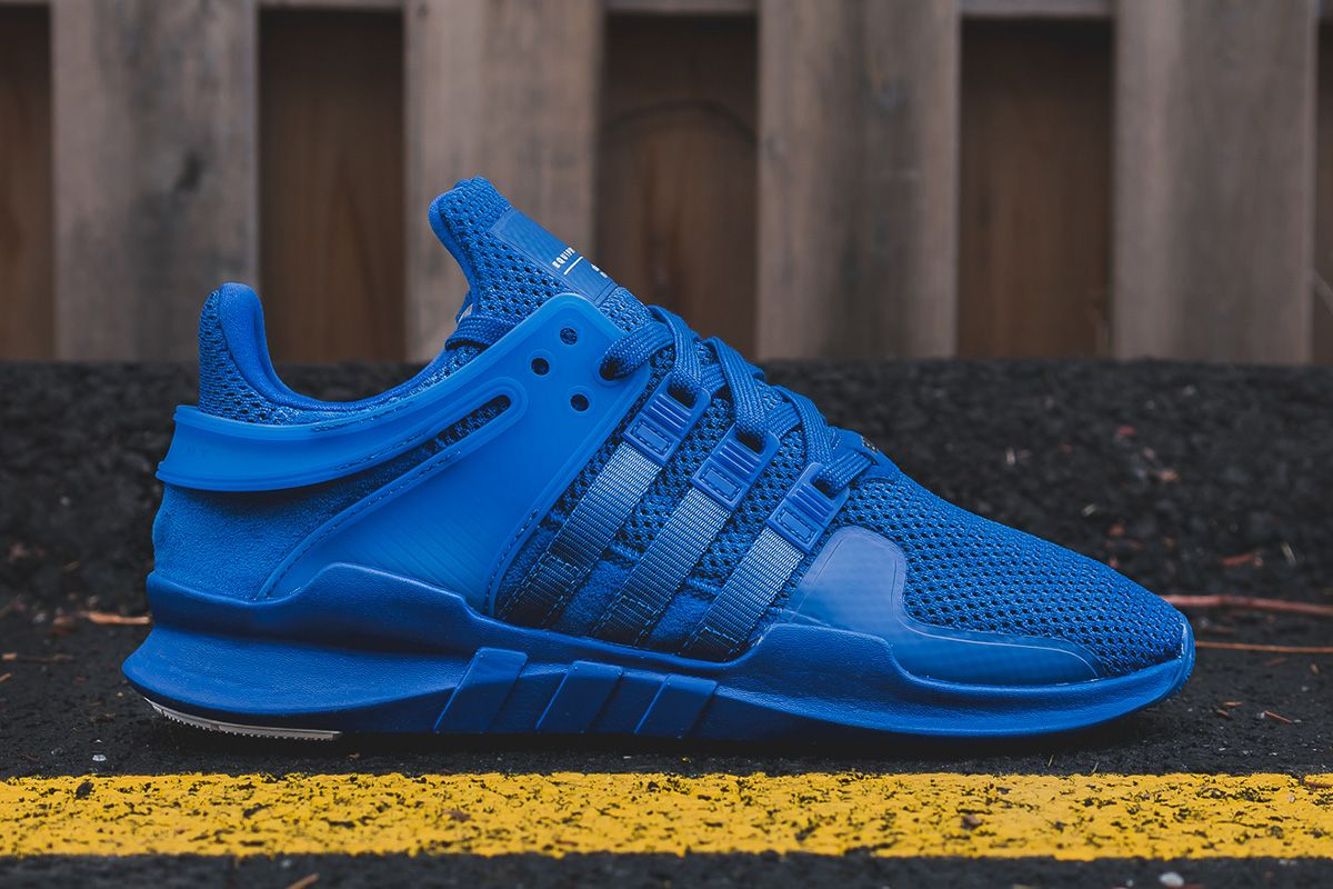 "cd47c6c20505 adidas EQT Support ADV 91-16 ""Power Blue"" - EU Kicks Sneaker Magazine"