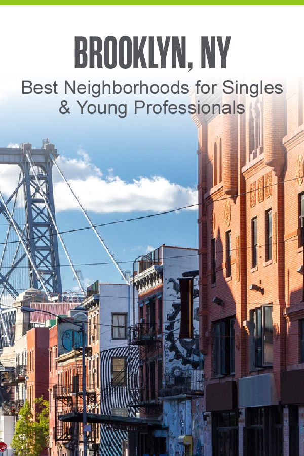 5 Best Neighborhoods in Brooklyn for Singles & Young ...