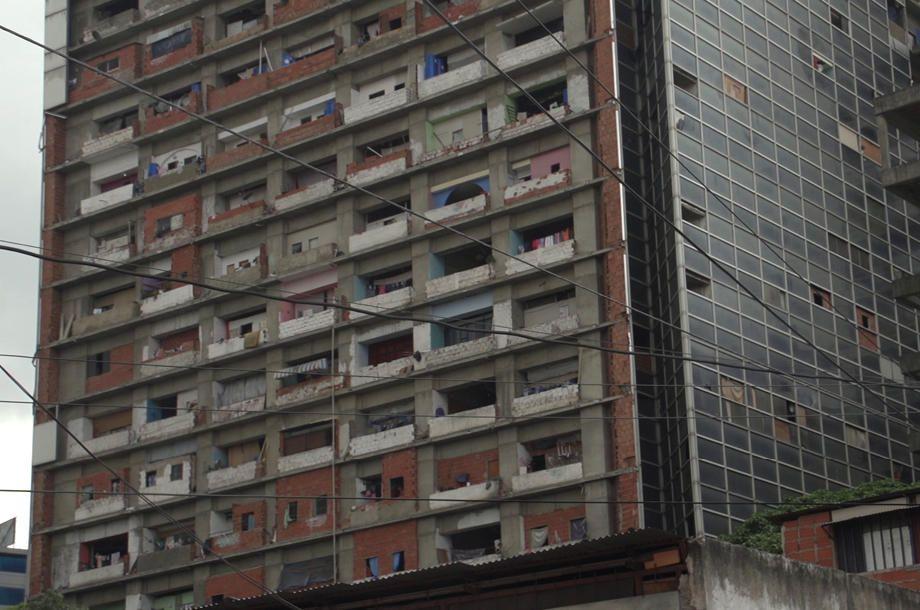 Torre de David, Caracas, Venezuela.