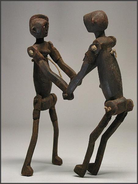 Nyamwezi Marionettes, Tanzania