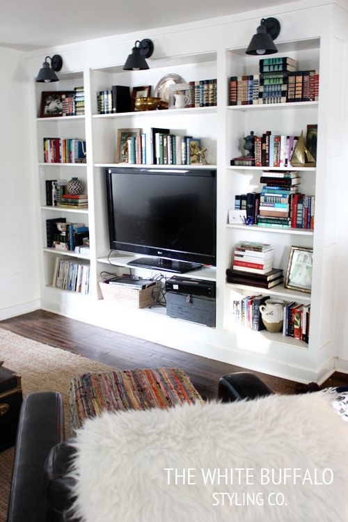 Would love to do this in the living room 2. LIVING ROOM AFTER 1