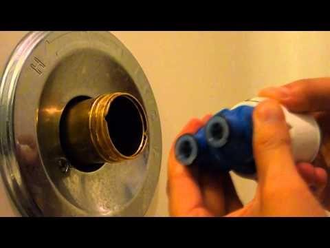 Dismantling A Delta 1400 Series Bathtub Faucet Or How To Fix A