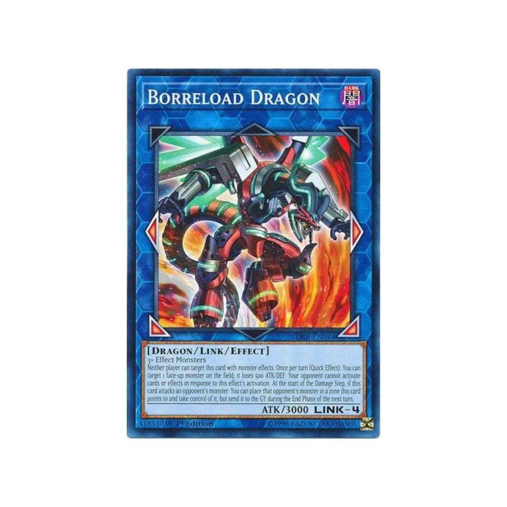 - Common SDRR-EN044 1st Edition Borreload Dragon