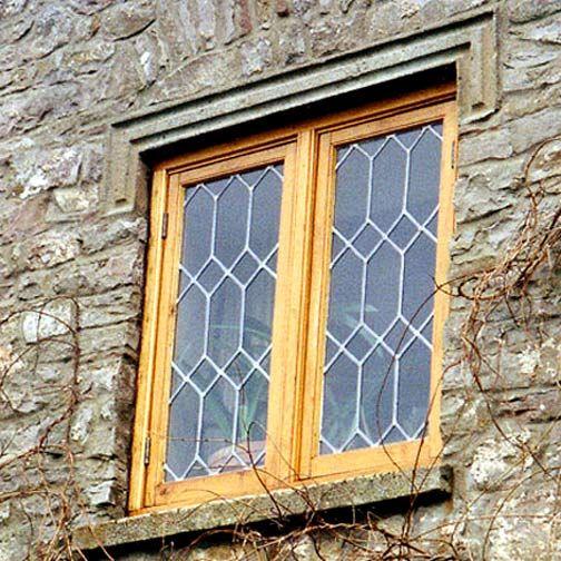 I love Tudor windows -- the more elaborate the design, the more I love