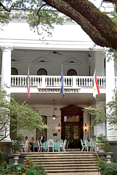 The columns hotel garden district lived down the street went often truly one of my favorites for Best hotels in garden district new orleans