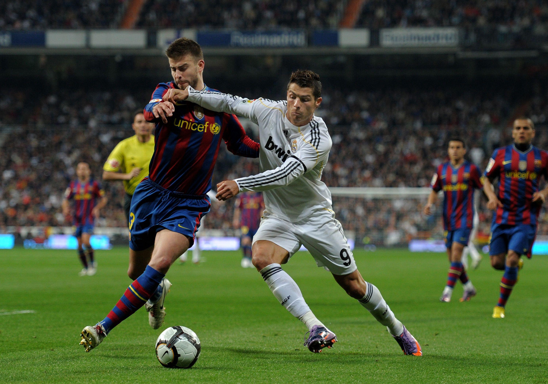 De que equipo eres más ¿Real Madrid o Barcelona   RealMadrid  Barcelona   fútbol  deporte  aficiones 967b161790e