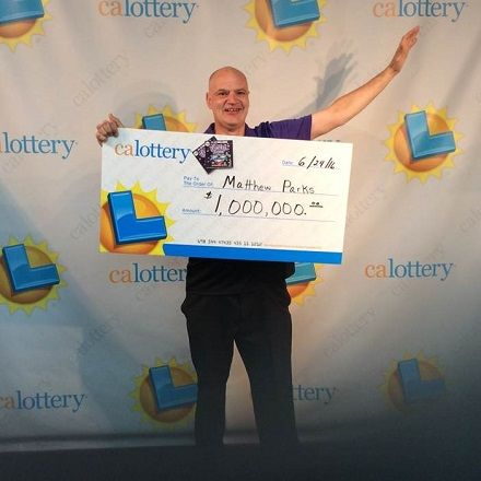 Los Angeles Man to Spoil Family with $1 Million Lucky Gems Prize Matthew Parks…