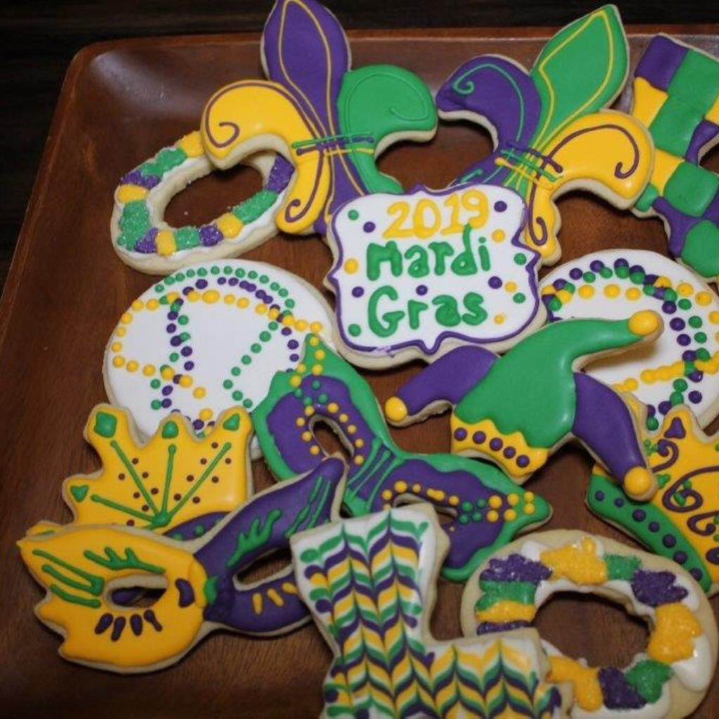 Mardi Gras Mask cookie and fondant cutter US SELLER!!