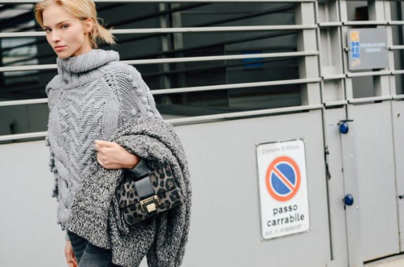 , Cable Knit Sweater: La Prenda Para El Otoño, Anja Rubik Blog, Anja Rubik Blog