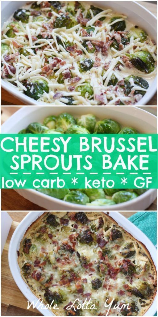 Keto Brussel Sprouts Casserole images