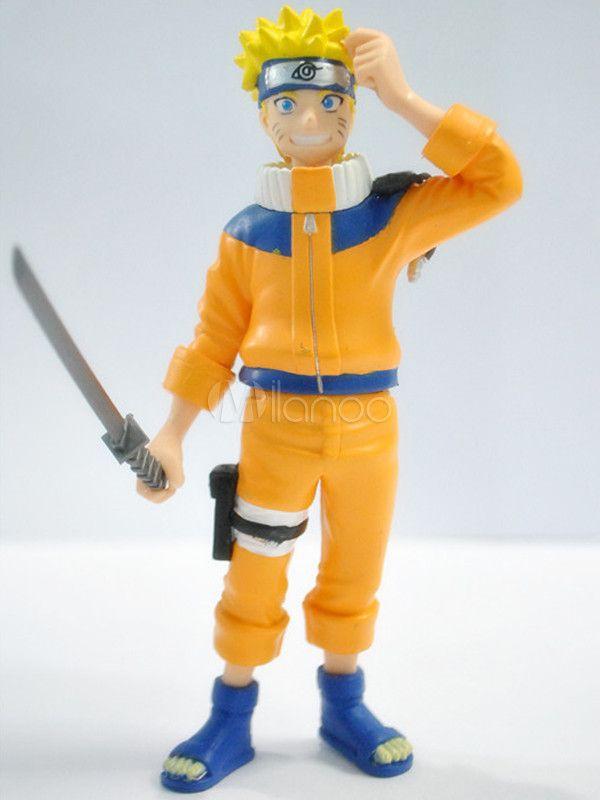 Uzumaki Naruto Anime Action Figure Anime Figures Action Figures