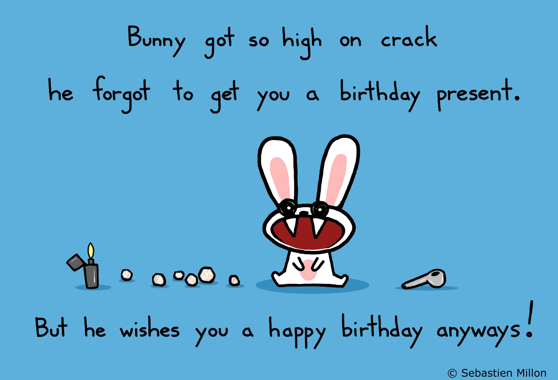 Happy Birthday funny Happy birthday Pinterest