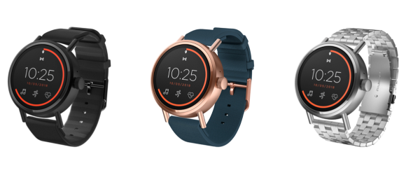 Misfit Puts Equal Focus On Fitness And Fashion With New Vapor 2 Smartwatch Smart Watch Fitness Devices Health Fitness Apps