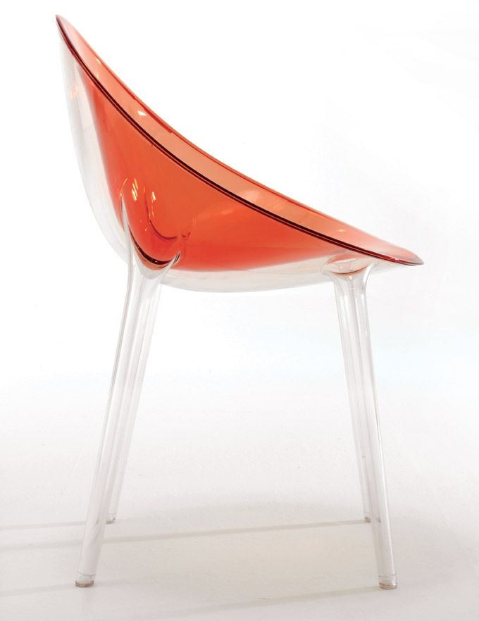 Mr. Impossible Chair, designed by Kartell and Philippe Starck ...