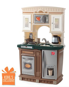 Step2 Harvest Play Kitchen For Only 35 99 Shipped Black