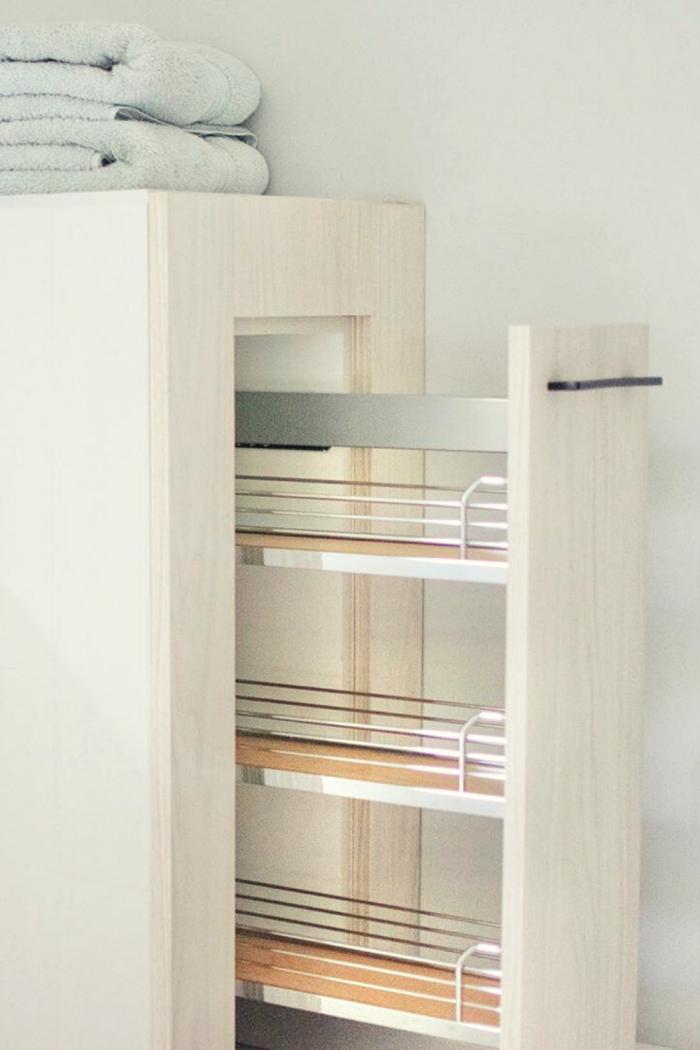 Innovative Bathroom Storage idea