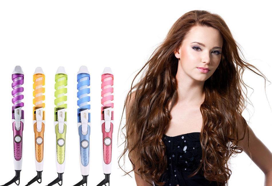 Magic Curl Ceramic Hair Styler | Diy hairstyles, Hair styler ...