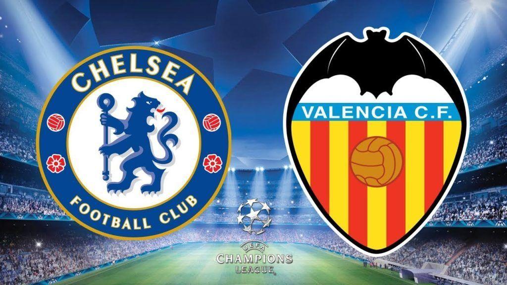 Veja Como Assistir Jogo Do Valencia X Chelsea Ao Vivo Na Tv Online