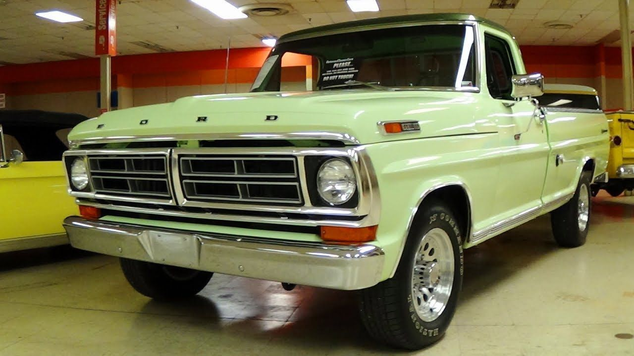 Classic Ford Trucks For Sale Near Me In 2020 Classic Ford Trucks