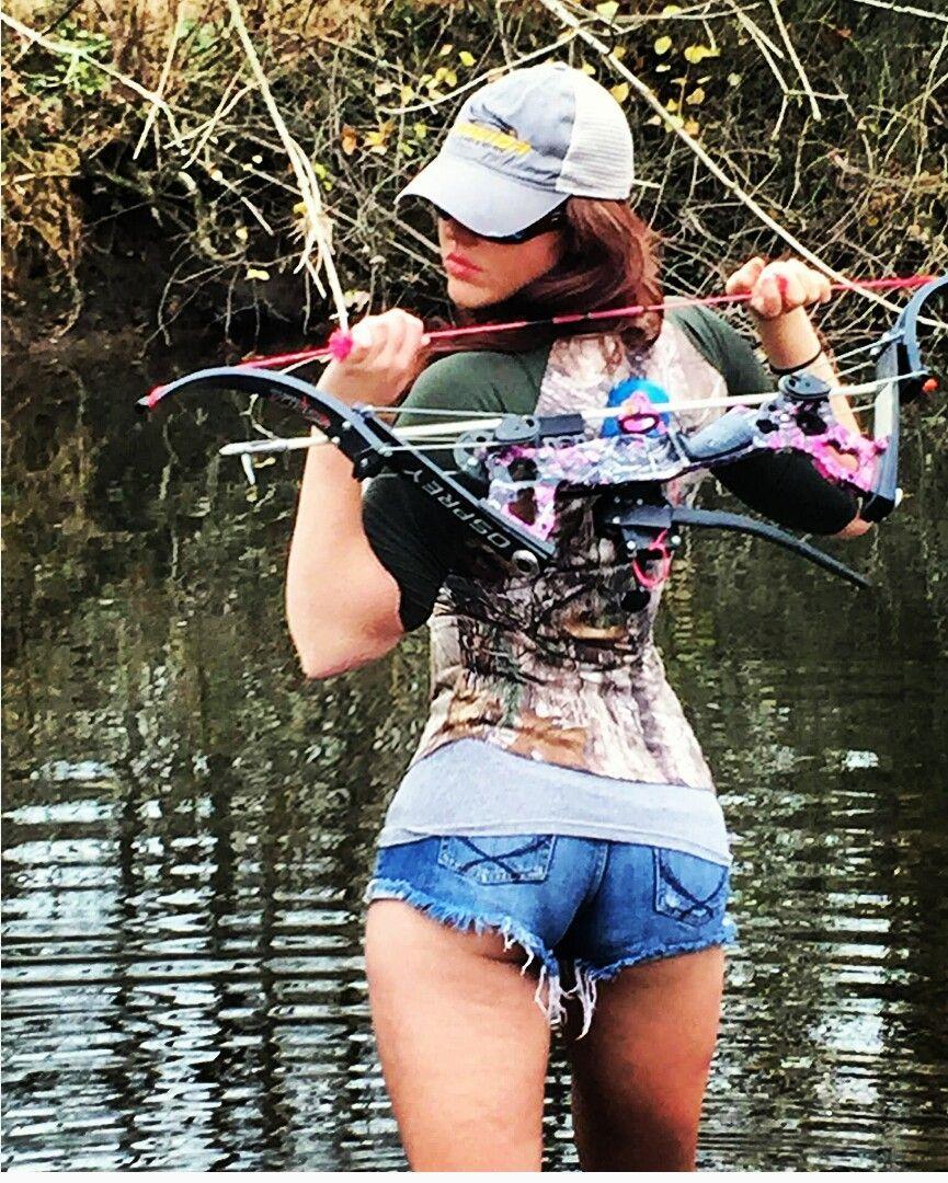 hunting Bikini bow
