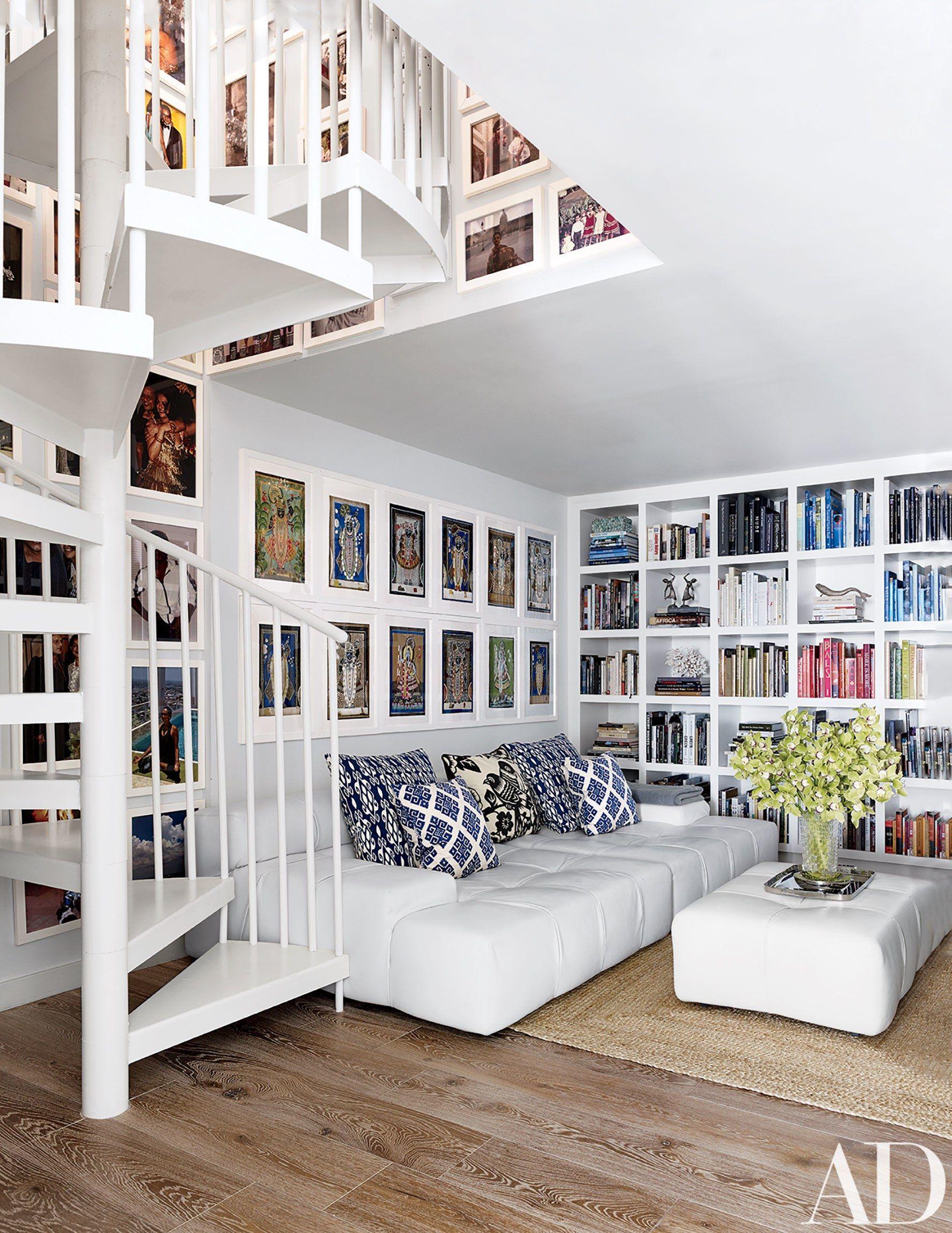 Naeem Khanu0027s Lofty Miami Triplex Is A Minimalist Masterpiece |  Architectural Digest