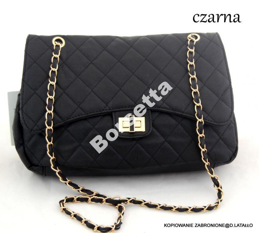 Torebka Chanelka Pikowana Kopertowka Na Lancuszku 4594858246 Oficjalne Archiwum Allegro Shoulder Bag Bags Chanel Classic