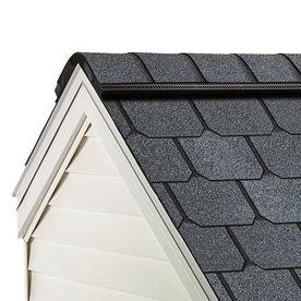 Owens Corning Proedge 33 Lin Ft Seaside Cliff Hip And Ridge Roof Shing Ridge Roof Roof Sealant Roof Plan