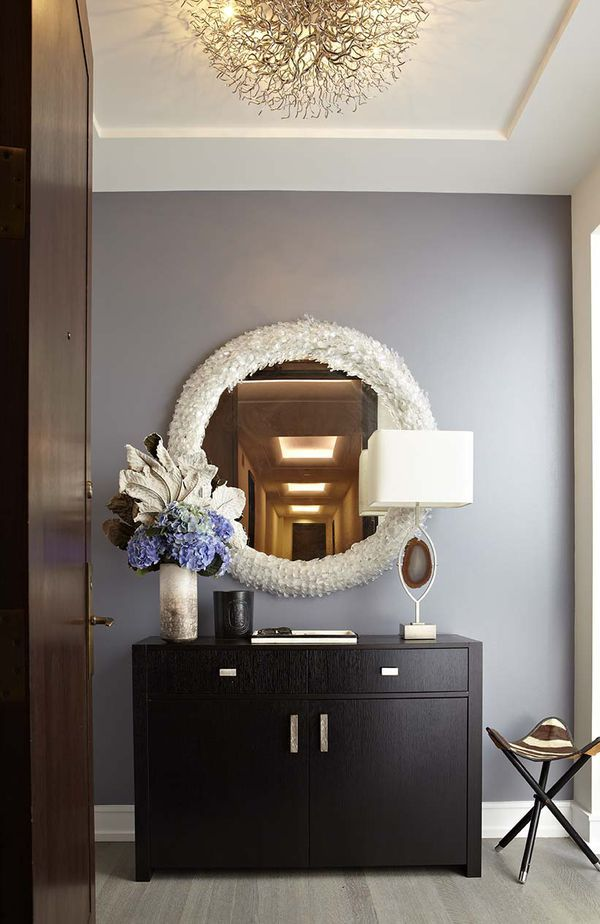 Best Colors For Small Es The Spruce Designer Rachel Laxer Purple Is A Very Feminine And Soft Color That Exudes Luxury Painting Wall Orchid Hue
