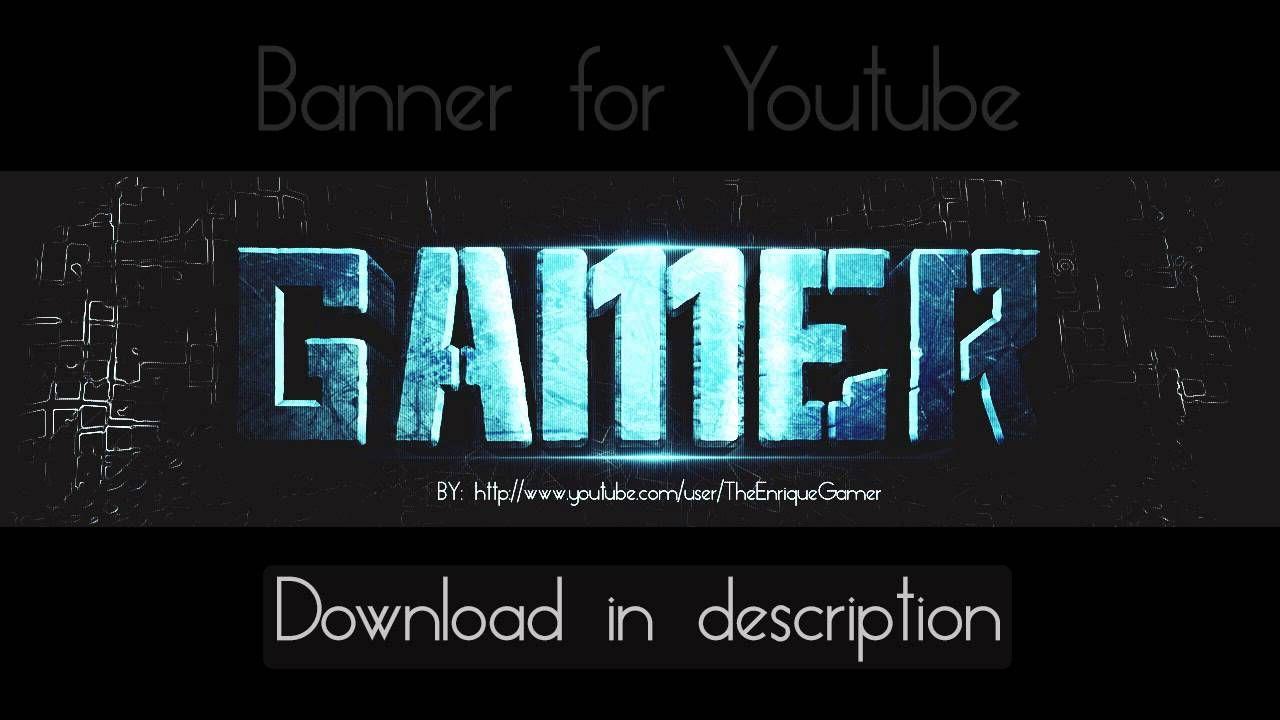 Free Banner for Youtube 2013/ Banner Grátis - YouTube | GFX ...
