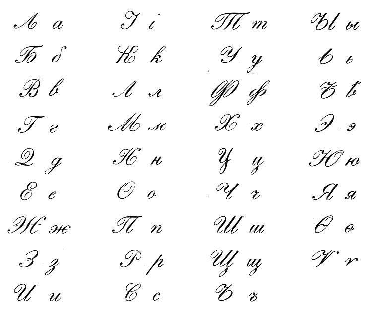 красивые прописные буквы русского алфавита фото вспоминает