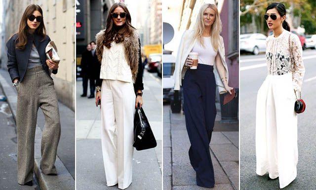 pantalones anchos - Google Search