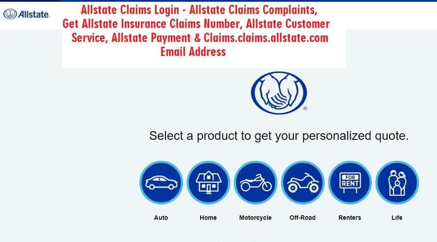 Allstate Claims Login Allstate Claims Allstate Payment In 2020