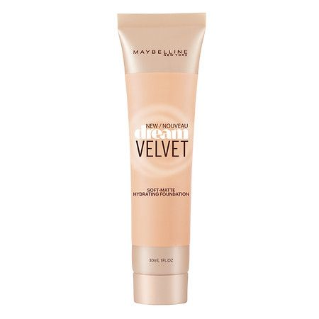 Maybelline Dream Velvet Soft Matte Hydrating Foundation | Sandy or Natural Beige