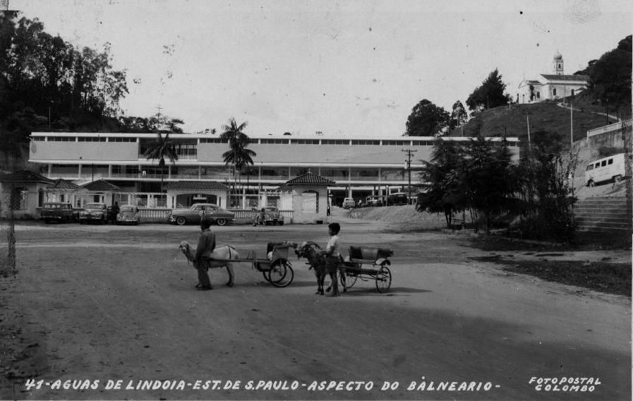 Balneario Municipal Fotos Antigas Cidade Fotos
