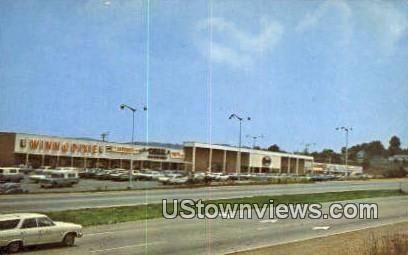 Car Dealerships In Somerset Ky >> Somerset Shopping Center Kentucky Ky Postcard Somerset