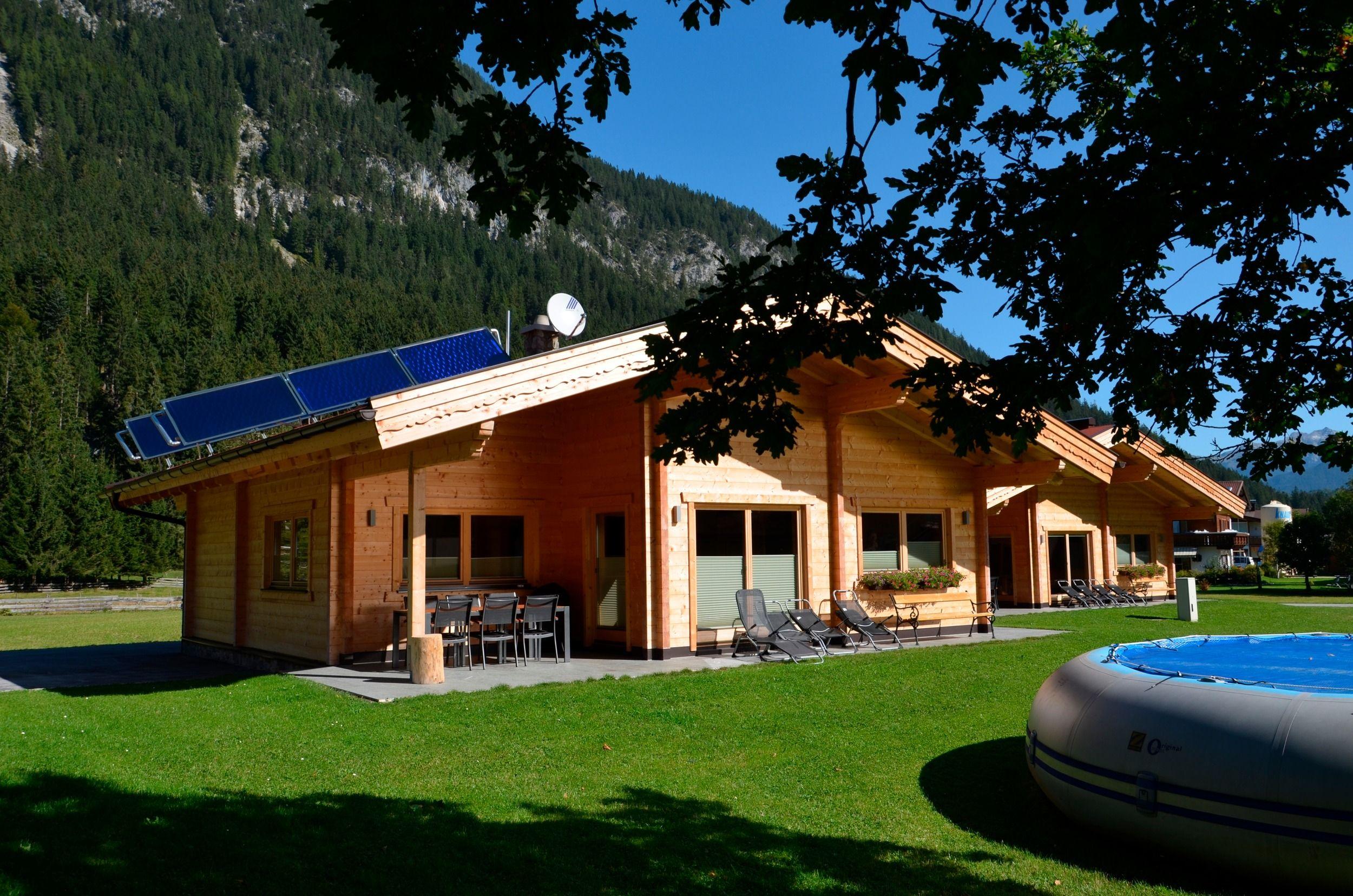 Chalet Reiterklause 1 Olympiaregion Seefeld Gunstige Hotels Ferienhaus Ferienwohnung