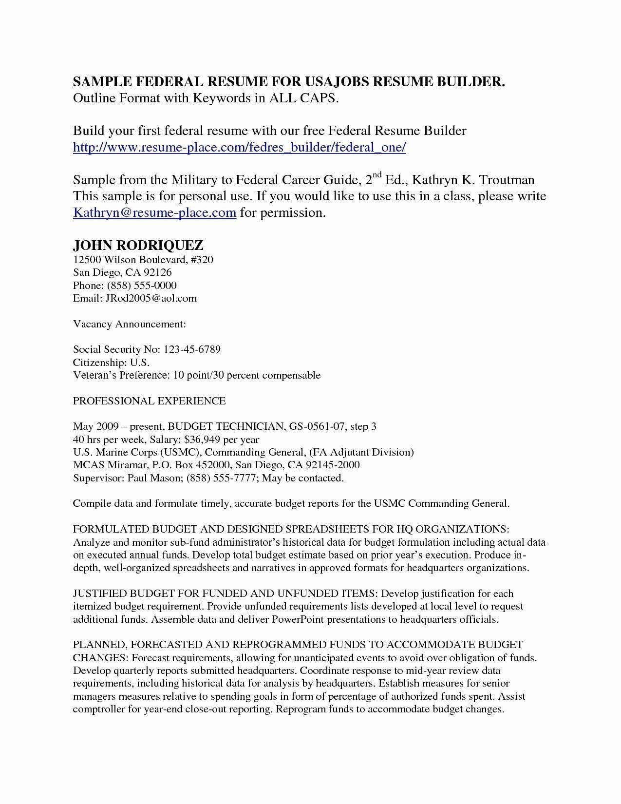 Sample Resume Xls Format , format resume ResumeFormat