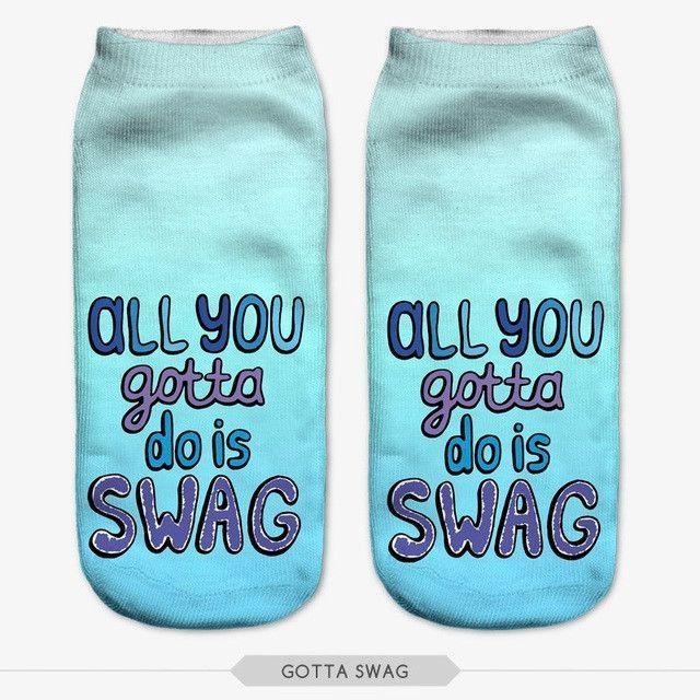 ZHBSLWT 16 Colors You Can Choose 3D Print Animal Women Socks Casual Cartoon Socks Unisex Low Cut Ankle Socks