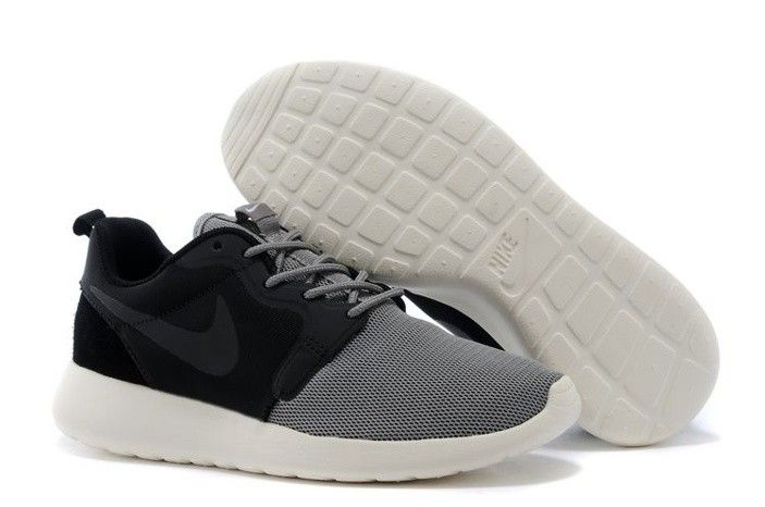 newest 9a4c2 df3c7 New Nike Roshe Run Hyperfuse 3m Reflective Mens Shoes Dark Blue Gray,   87.24   www.nikefancyshoes.com