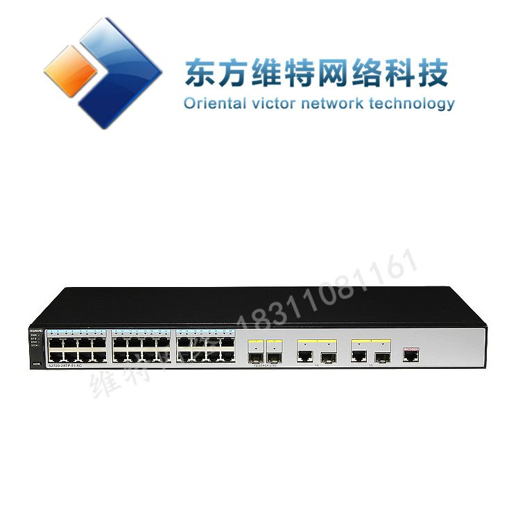 S2720 28tp Ei Ac Huawei 24 Port 100 Megahertz Network Management Switches Networking Network Cabinet Powerline