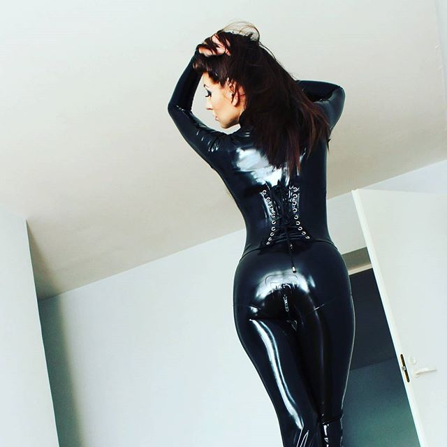 domina göteborg latex leggings