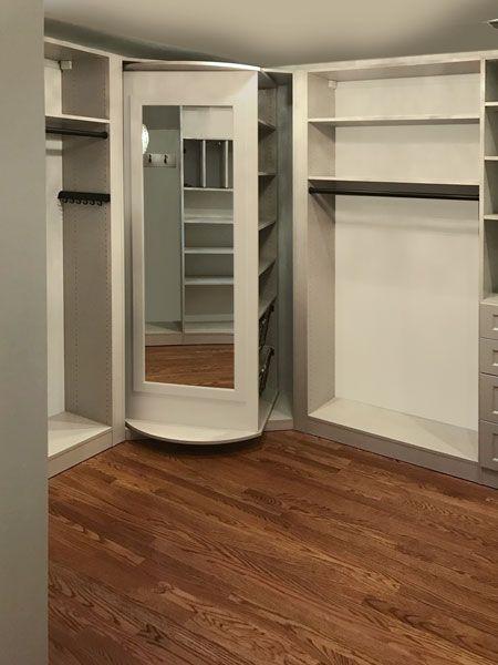 Closet Corner Organizer And Closet Corner Storage Ideas Closet Remodel Bedroom Closet Design Master Bedroom Closets Organization