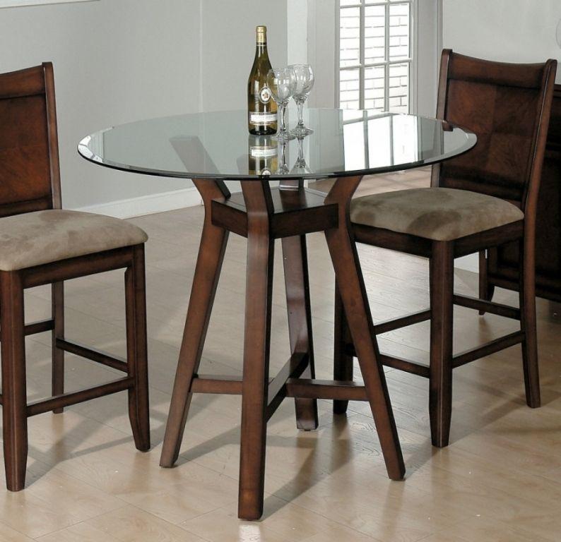 Home Interiors Gorgeous Round Kitchen Table Ashley Furniture Also