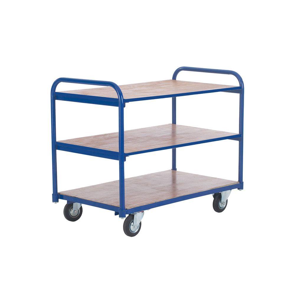 Shelf Trucks Budget Range