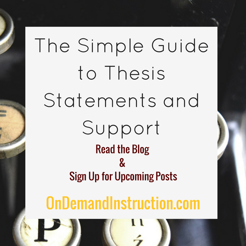the simple gift thesis statement Thesis statement there are multiple reasons why you should request help from we will provide excellent quality thesis statement for your custom dissertation we will assign a writer great thesis statements from mastersthesiswritingcom will be according to standards and following simple rules.