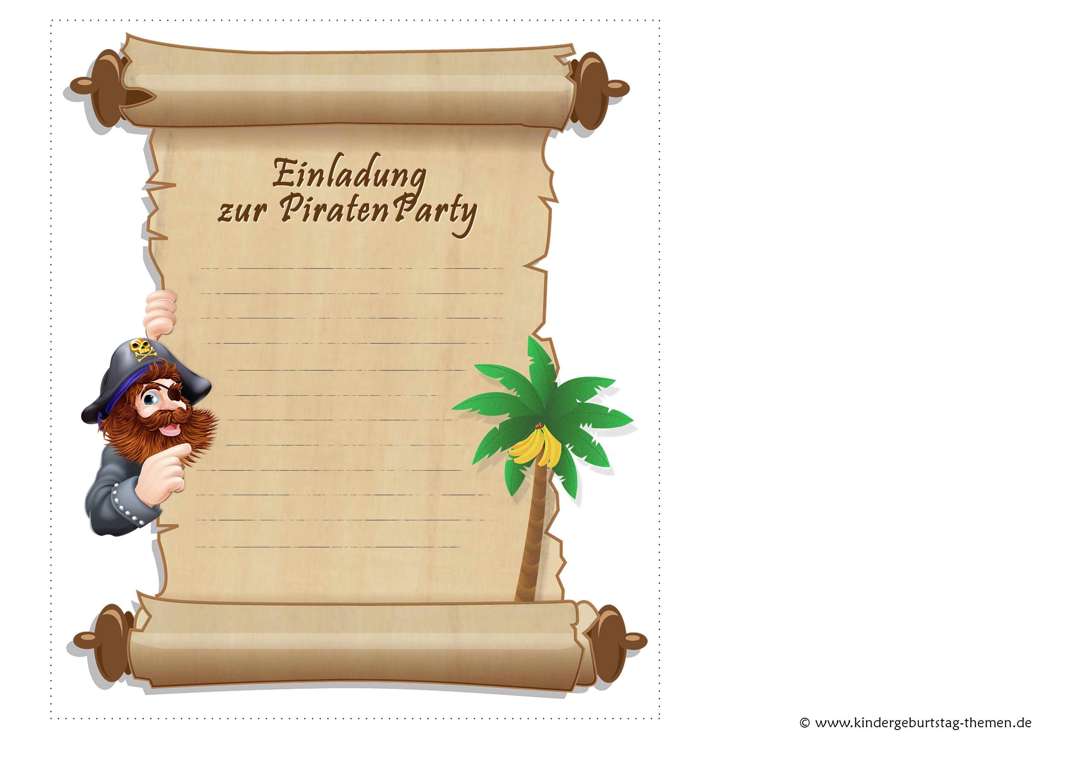 Einladungskarten Geburtstag Zum Ausdrucken : Einladungskarten 30.  Geburtstag Zum Ausdrucken   Kindergeburtstag Einladung   Kindergeburtstag